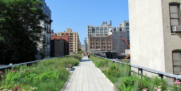 Robert Hammond: reflections on New York's High Line park