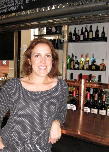 Vanessa Gerner: Bomba Tapas Bar and Rooftop