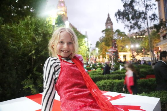 Day 23: Tour Melbourne's Christmas decorations