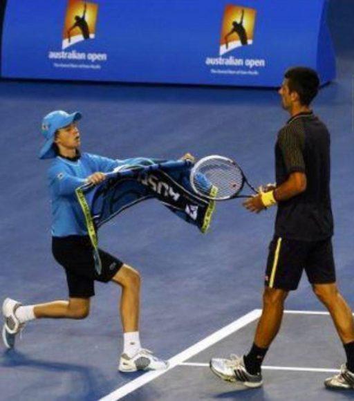 Tennis fever: the Australian Open 2014 is here!