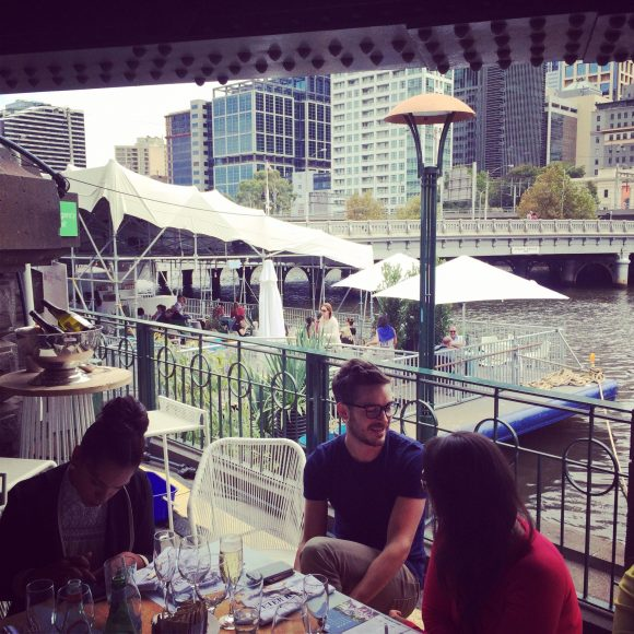 Celebrate the theme of water at The Immersery: Melbourne Food and Wine Festival