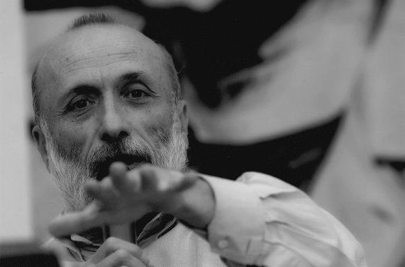 "Carlo Petrini, founder of ""slow food"""