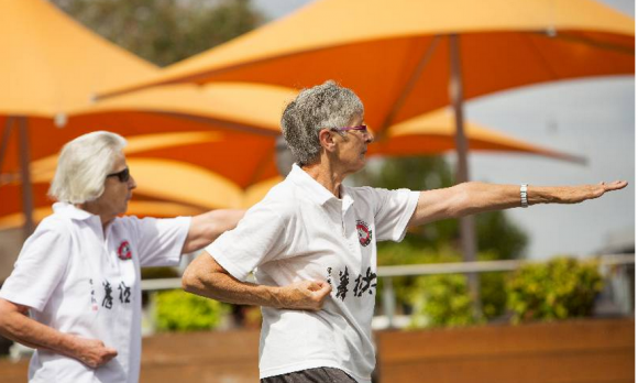 Celebrate being 60+ with free Seniors Week events