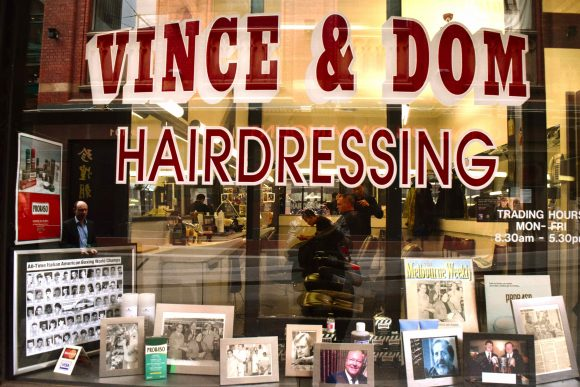 Barber shops worth singing about