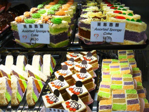 Day 24: A Chinatown dessert bonanza