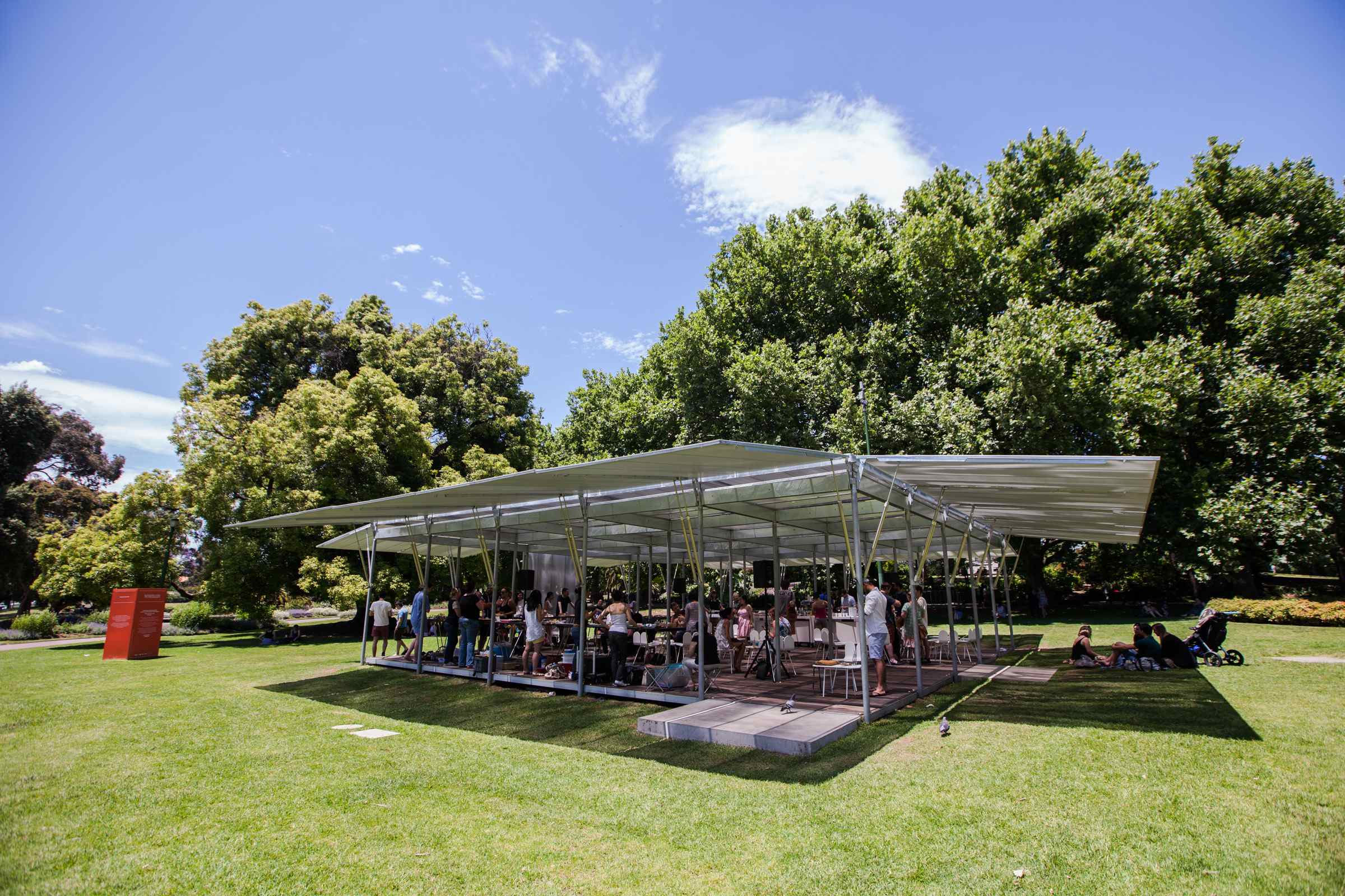 Summer at the MPavilion