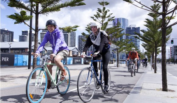 100 ways to move it in Melbourne this summer