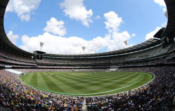 Cricket fever hits the MCG for the ICC World Cup