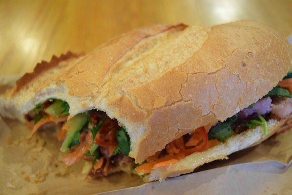 In search of the great banh mi