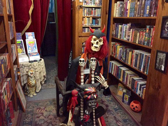 The Haunted Bookshop is Australia's leading occult bookshop
