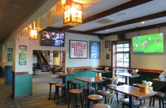 City pubs with a sporting edge