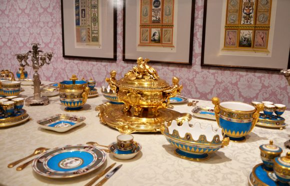 Catherine the Great's legacy on display at NGV