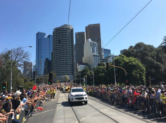 What's on in the city for the AFL long weekend