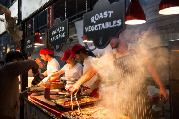 Queen Victoria Market Summer Night Market