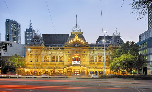 Ghost stories from Melbourne's Princess Theatre