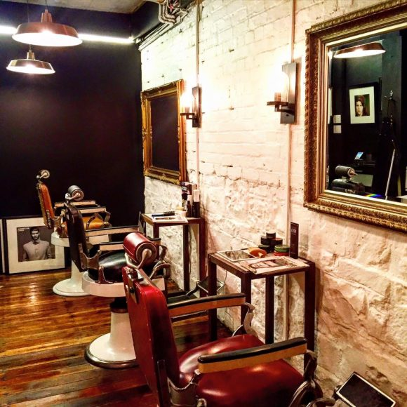 These salons go beyond the cut and colour