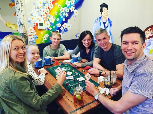 Trivia, board games and more in the city