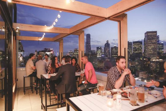 Brews with a view: scenic drinking spots
