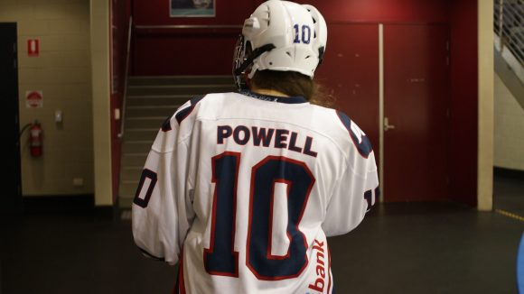 Meet Shona Powell of Melbourne Ice Women's team