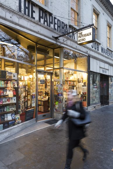 Five bookstores to see you through the winter