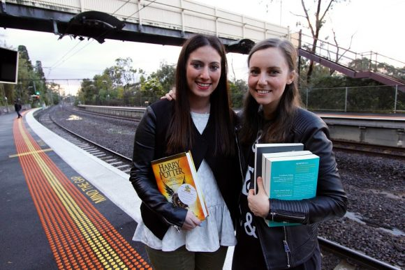 Books On The Rail: Bringing Books Back
