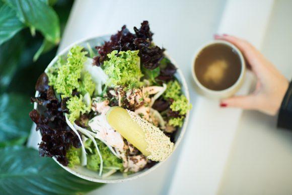 Five healthy lunch spots that taste great