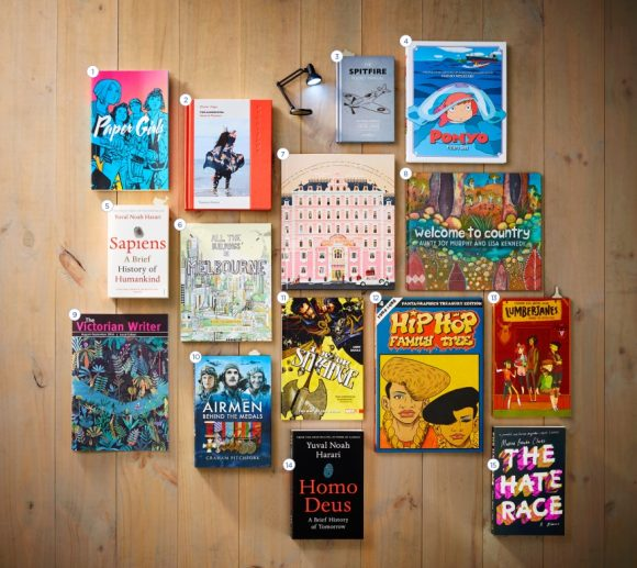 Christmas gift guide: well read