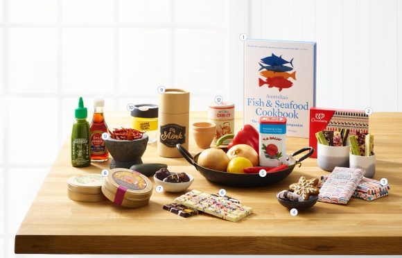 Christmas gift guide: foodie favours