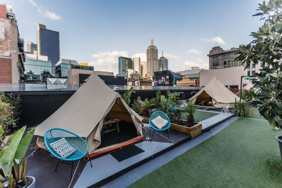 Five unique hotels for your Melbourne staycation