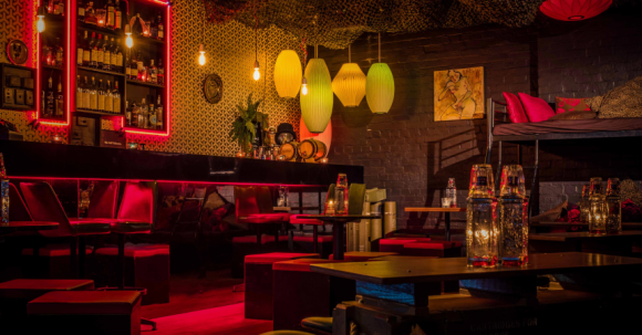 Your guide to Melbourne's bars with a difference
