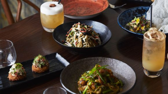 Pre-theatre dining options this winter