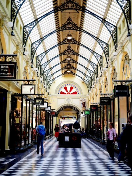 A guide to Melbourne's laneways and arcades