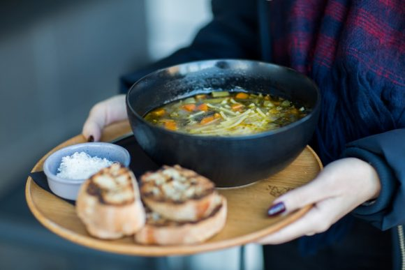 Where to get soup in Melbourne