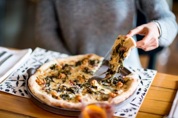 The pizza in Melbourne you have to have