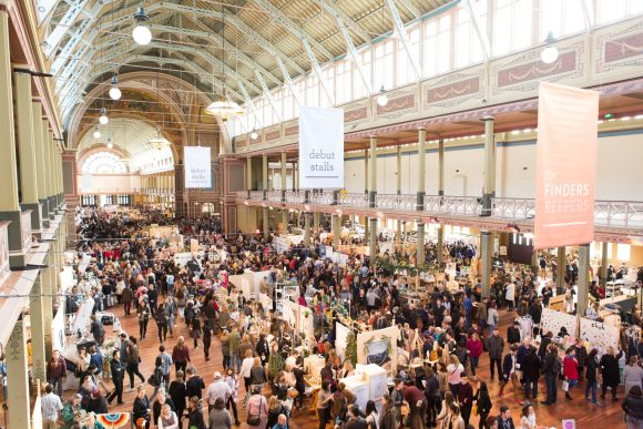 Fresh ideas at Melbourne's spring markets