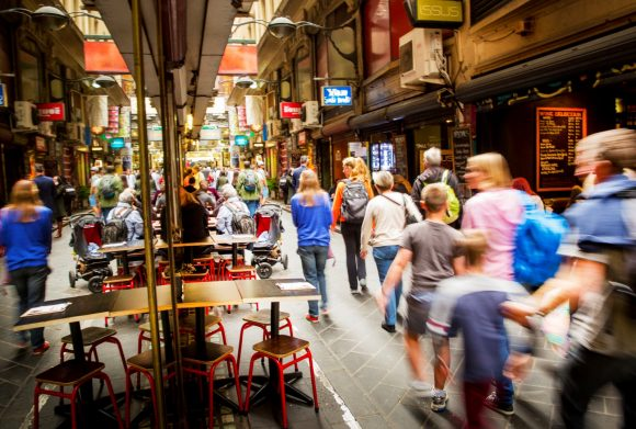 Seven free tours of Melbourne icons