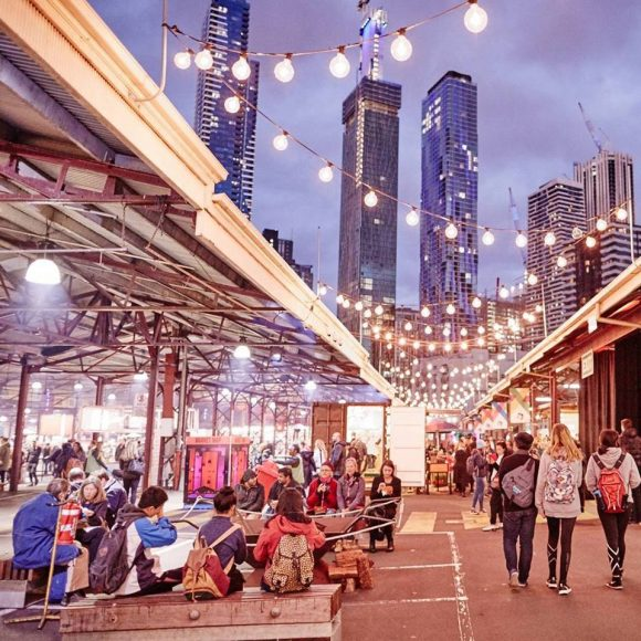 Guide to the Melbourne Christmas markets