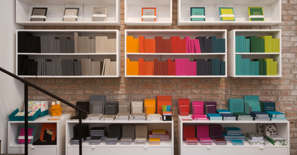 Inside look at a stationary store