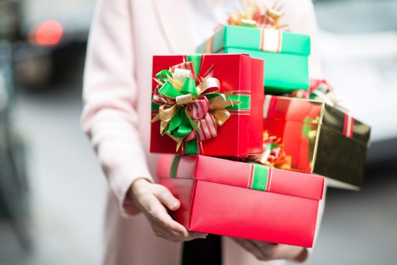 Christmas shopping - the express guide