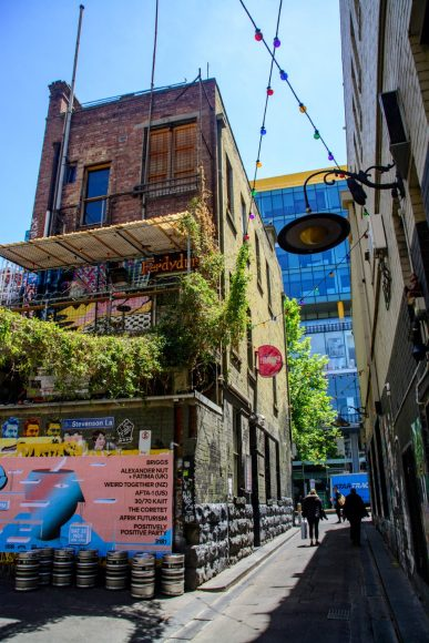 Melbourne laneways: A guide to Tattersalls Lane