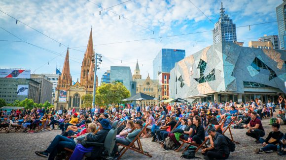 Ten free things to do in Melbourne this December