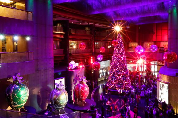 Free things to do at Christmas in Melbourne