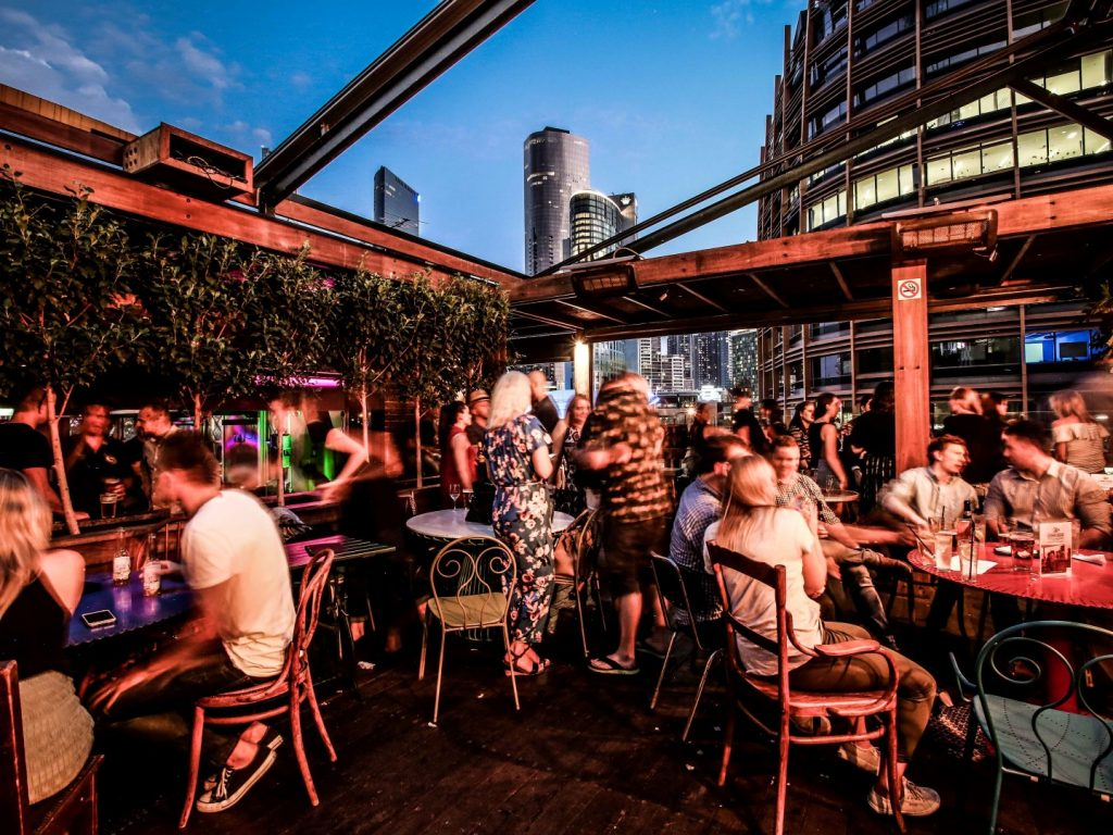 Best rooftop bars of Melbourne |City of Melbourne What's ...
