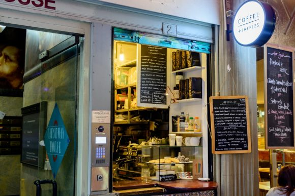 Ten hidden coffee spots