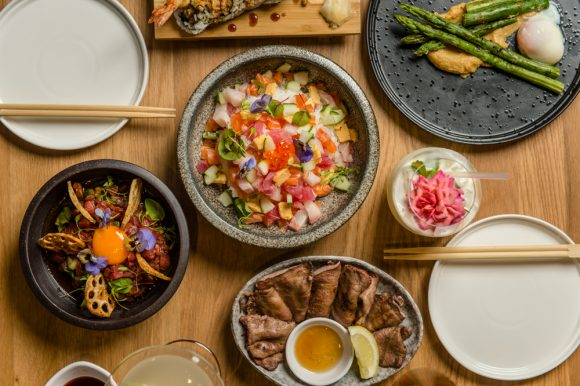 Six new Asian dining hotspots
