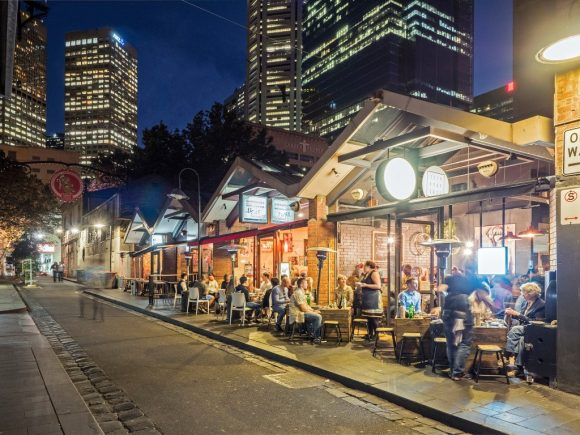 A laneway lovers guide to Liverpool Street