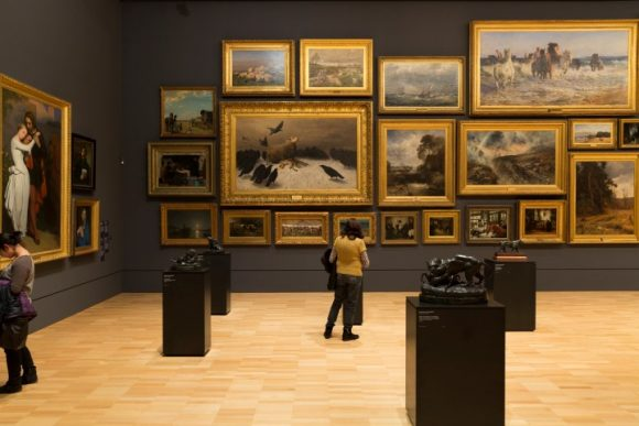 Free galleries to explore in Melbourne - part one