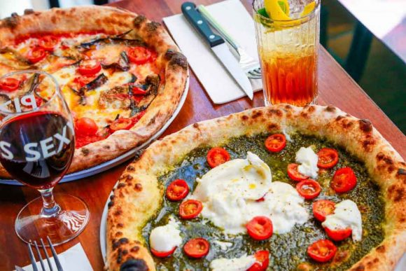 Where to find great pizza in Melbourne