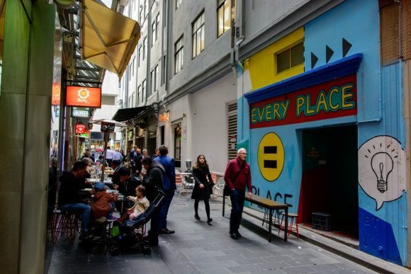 Melbourne laneways you've never heard of – part 2