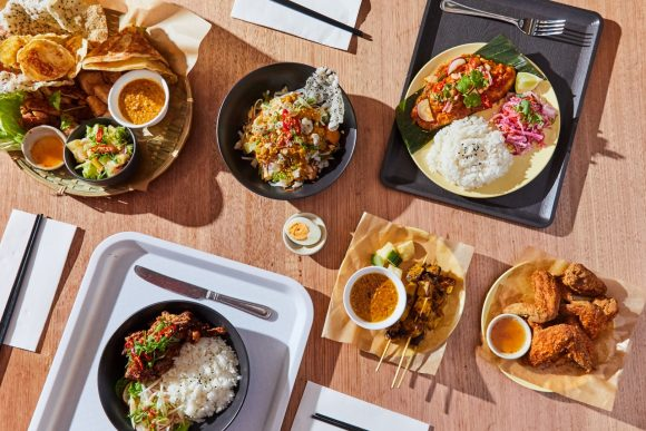 Melbourne's curry hot spots